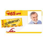 Titre de transport Pass' Annuel +65 ans